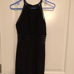 Nightway size 2 cocktail dress, black